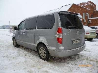 микроавтобус Hyundai H-1 Starex
