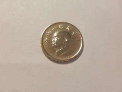 Монета 1 Доллар Тайвань в Москве Фото 1