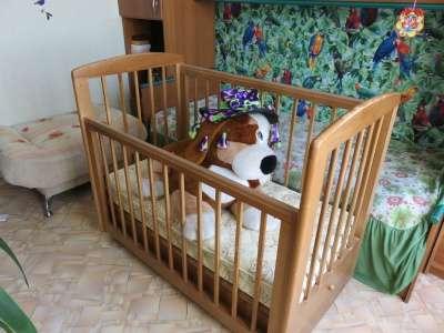 детскую кроватку Лель в Омске Фото 1