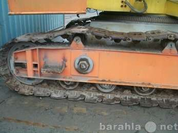 Кран гусеничный УРАЛ ДЭК-251