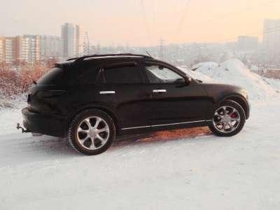 подержанный автомобиль Infiniti FX35, цена 650 000 руб.,в Красноярске Фото 1
