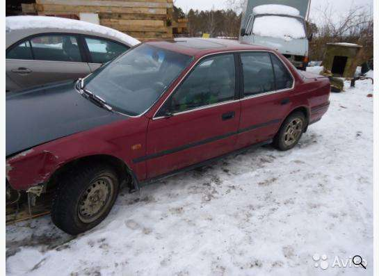 Honda Accord в Екатеринбурге Фото 1