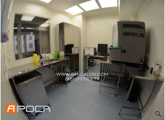 Производство мебели из нержавеющей стали для медицинских и л в Челябинске Фото 1