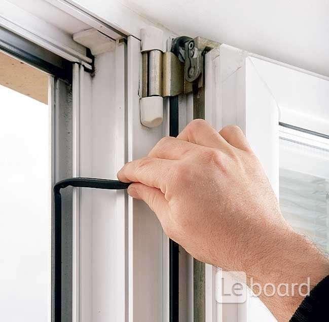 Качественный ремонт окон, дверей, балконов, лоджий из пвх в .