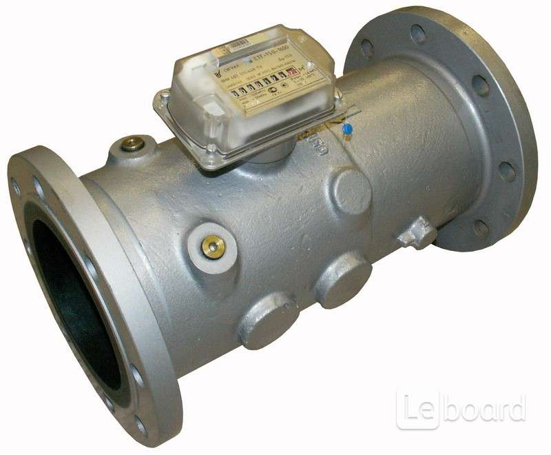 СТГ турбинный счетчик газа