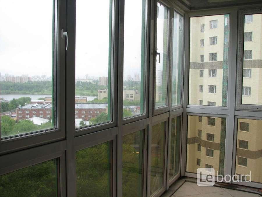 Остекление, утепление, отделка лоджии, балкона в г. минск.